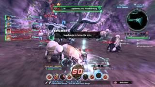 Xenoblade Chronicles X - Photon Saber Build (WIP)