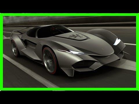 [Car Review]Zagato reveals isorivolta vision gran turismo