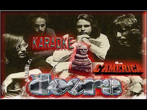 The Doors * Karaoke Of L'America