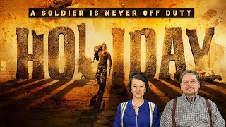 HOLIDAY Official Theatrical Trailer - Reaction and Review