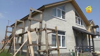 Дом из SIP-панелей // FORUMHOUSE(Больше информации на http://www.forumhouse.tv Строительство домов по каркасно-панельной технологии имеет как сторонн..., 2014-07-03T13:21:10.000Z)