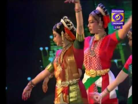 Deepika Reddy Opening Performance At ABU International Dance Festival 2017