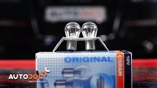 Installation Fernscheinwerfer Glühlampe AUDI Q7: Video-Handbuch