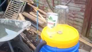 Maggot Farm: Feed Fish & Poultry part 2 smell test