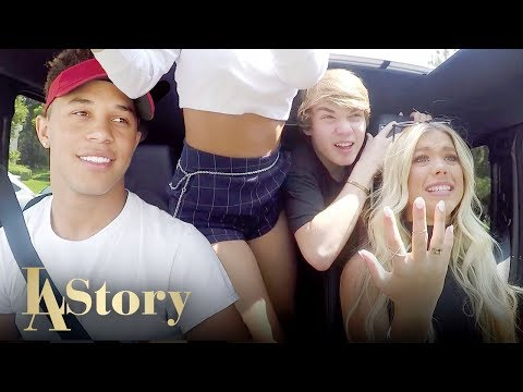 Riding Wild In A New Benz | LA Story Calabasas Ep 3