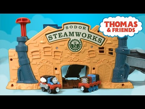 Thomas & Friends Take-n-Play Train Maker From Fisher-Price
