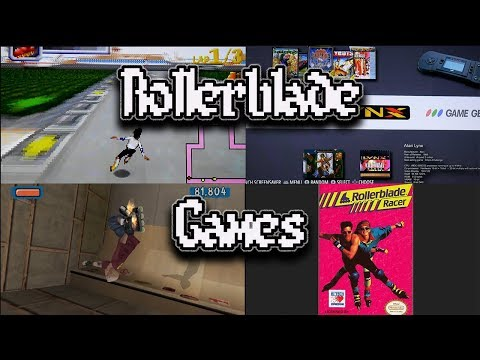 Rollerblade and Roller Skate Video Game Reviews