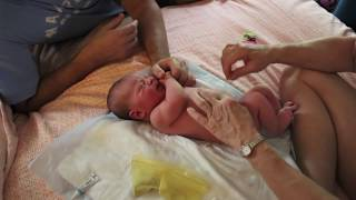 Repeat youtube video Natural Home Birth