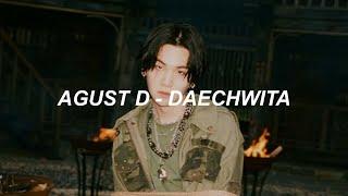 Download lagu Agust D '대취타 (Daechwita)' Easy Lyrics