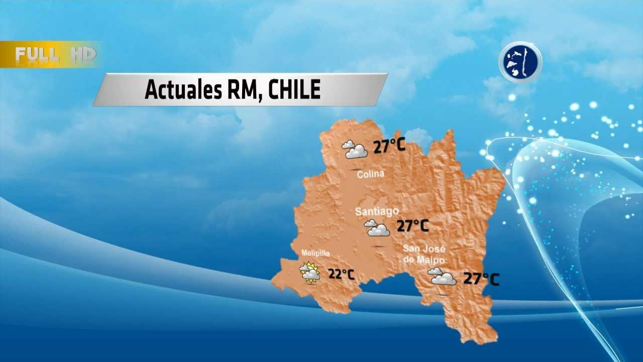 El tiempo actualmente en santiago de chile youtube for Marmolerias en santiago de chile