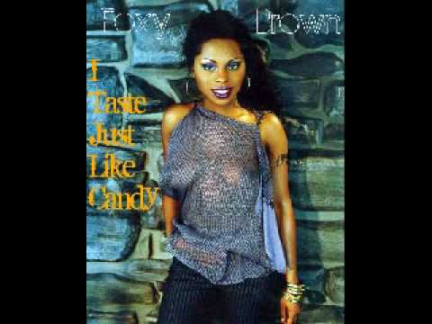 Foxy Brown---I Taste Just Like Candy