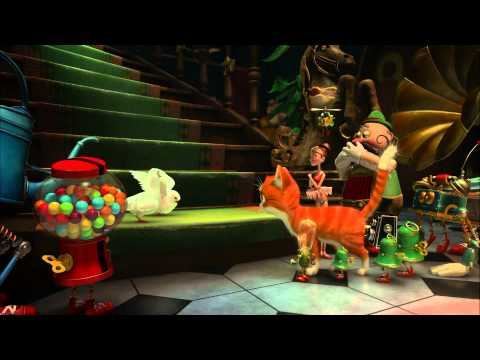 La Casa Màgica Trailer CAT