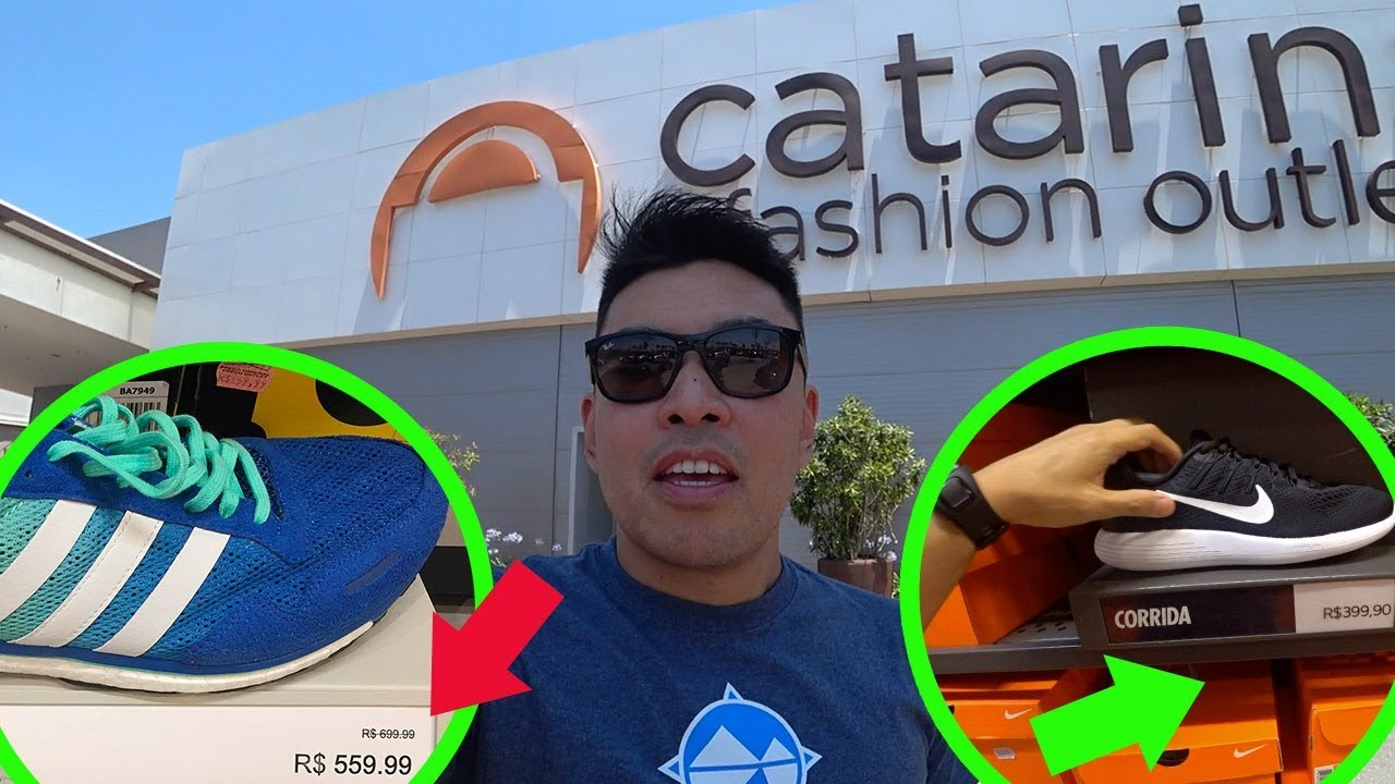 CATARINA OUTLET vale a pena  - YouTube 3997a4ecdf7d5