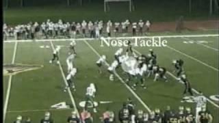 Lance Cooley - #90 - Defensive Line - Hudson Valley Community College