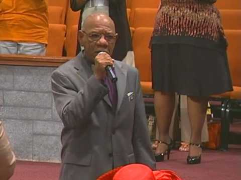 Rev. Jasper W. Williams, Jr., Senior Pastor, Salem Bible Church, Atlanta, GA