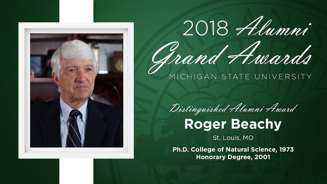 Top alumni honored during Alumni Grand Awards Gala