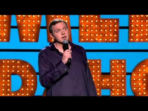 Miles Jupp   Comedy Roadshow   YouTube