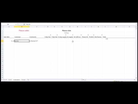 How to use income excel spreadsheet