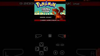 Pokemon fire red part1