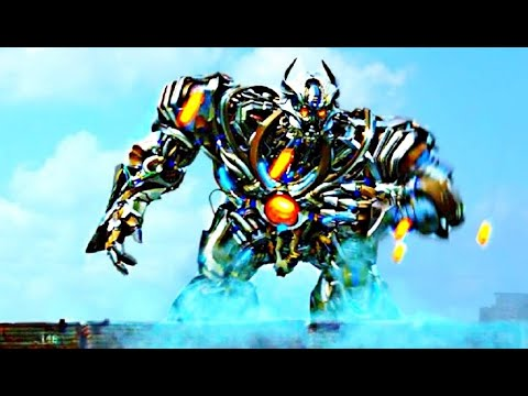 Transformers Age of Extinction  - Galvatron chase Scene (1080pHD VO)