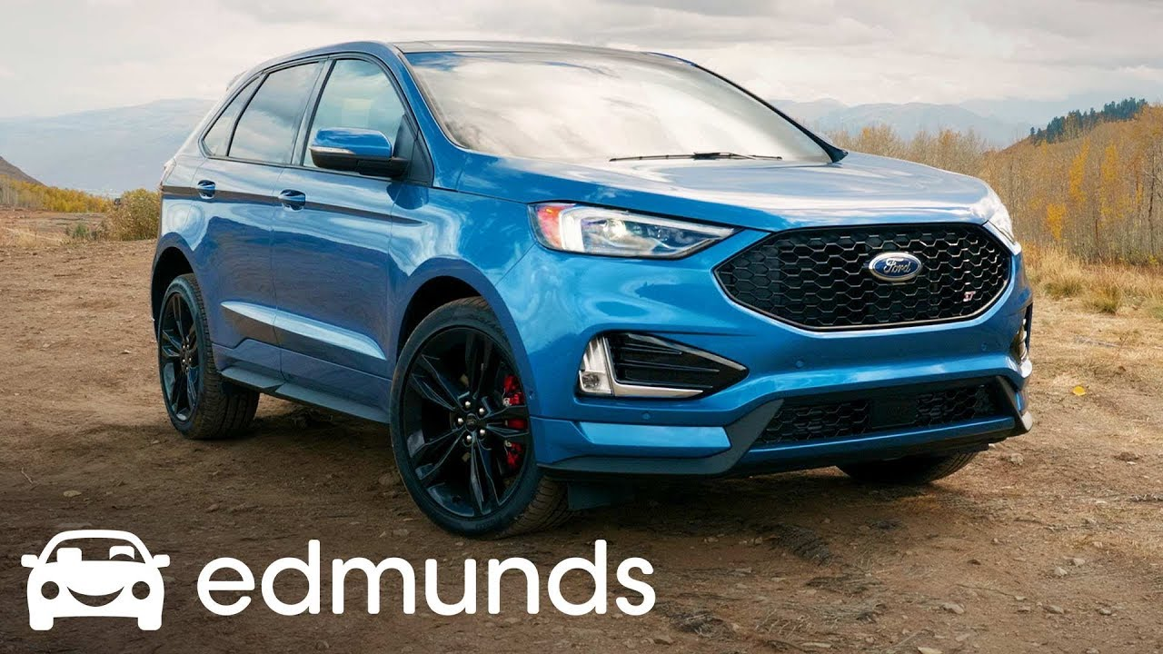 Is The  Ford Edge St Worthy Of The St Badge Edmunds