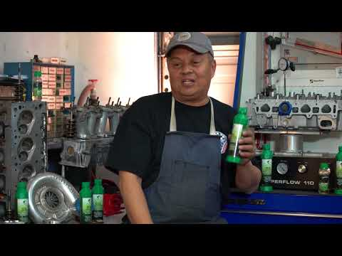 Ben Alameda - Ben Alameda Racing IC Green Engine Oil Enhancer Testimonial