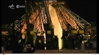 ISS LIVE ! Raketen Start Deutsch ! Mit ESA-Astronaut Alexander Gerst