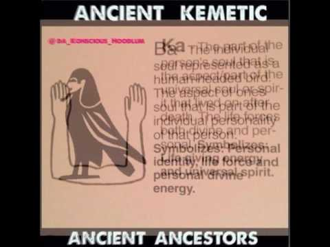 Ancient Kemetic Symbols And Meanings Youtube
