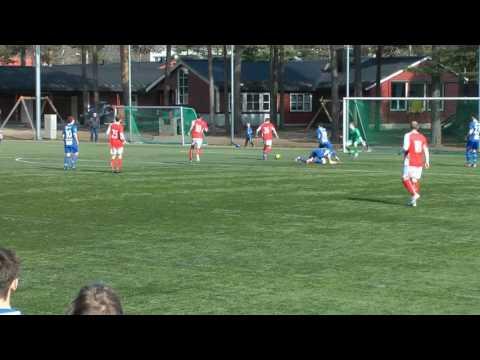 VFK-Bryne 1-2 Sammendrag