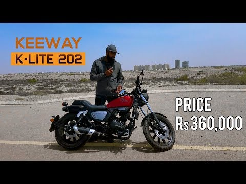 Keeway K-Lite 202 - Features Overview and Ride