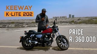 [English Subs] 2018 Keeway K-Light 202 - Features Overview and Ride