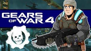 Gears of War 4 Audio Latino Acto II y III