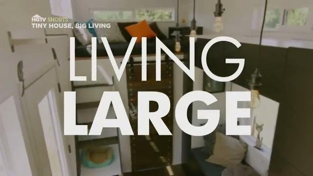 Living Large Tiny House Big Living Hgtv Asia Youtube