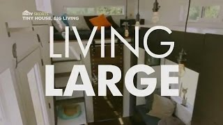 Living Large | Tiny House, Big Living | Hgtv Asia