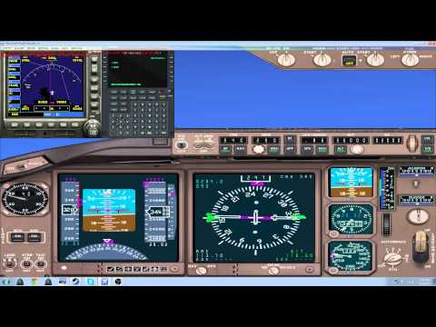 FSX Steam Edition FULL IFR from Chūbu Centrair Int.Airport to Hong Kong Int. Airport