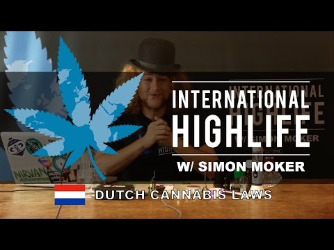 The legal situation in the Netherlands - International Highlife