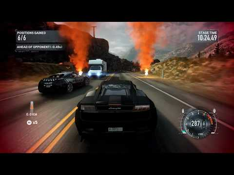 Need for speed run gameplay pc