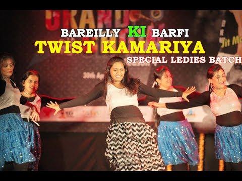 Twist Kamariya   Luv Letter   Ladies Special JIT MORE CHOREOGRAPHY   THE D-VIRUS DANCE ACADEMY