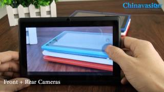 review e ceros create 2 android 4 4 tablet pc quad core a33 chipset mali400 gpu 7 screen