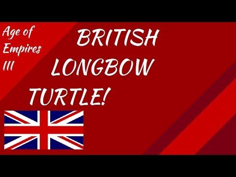 British Longbow Turtle! AoE III