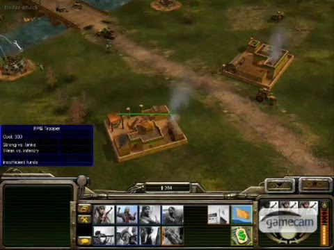 command and conquer generals zero hour unlimited money glitch