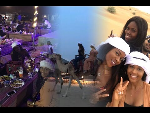 Dubai Vlog E2- A Day In The Safari Desert