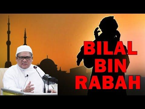 Ustaz Shamsuri Ahmad - Kisah Bilal Bin Rabah Diangkat Darjat Selepas Masuk Islam