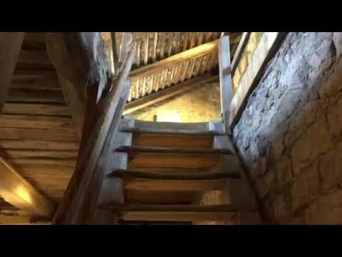Inside Schloss Habsburg (Castle)