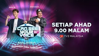 Download [LIVE] I Can See Your Voice Malaysia (Musim 2) Minggu 14 - Showcase | #ICSYVMY
