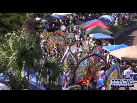 Carnival Revellers  May 24 2013