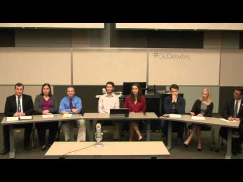 Ohio University Political Debate (Full Video)