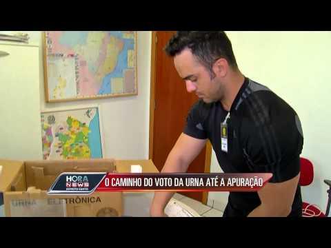 Hora News Espírito Santo - Edição da Tarde (17/09/2014)