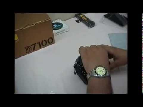 شاشة الحماية لنيكون NIKON d7100  screen protector