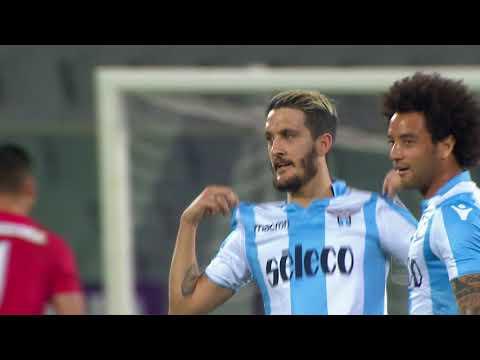 Il gol di Luis Alberto (39') - Fiorentina - Lazio 3-4 - Giornata 33 - Serie A TIM 2017/18
